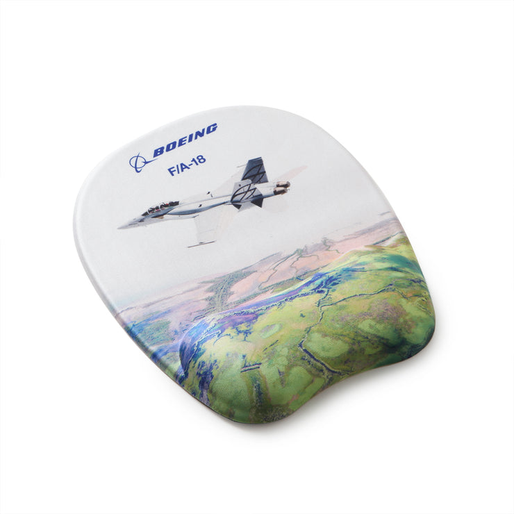 Boeing Endeavors F/A-18 Mouse Pad