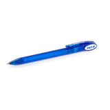 Translucent Blue Plastic 747-8 Pen