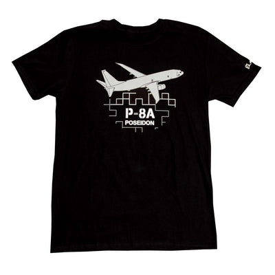 Boeing P-8 Illustrated T-Shirt
