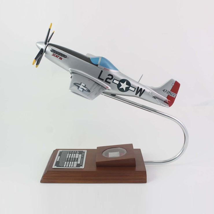 P-51D Mustang Model 1:32 Scale Relic Series