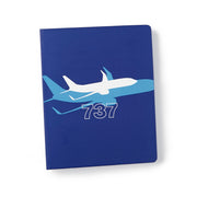 Boeing 737 Shadow Graphic Notebook (199400718348)