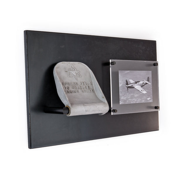 P-51 Rudder Pedal Plaque 2 (6654527366)
