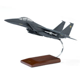 F-15E Strike Eagle Wood Model
