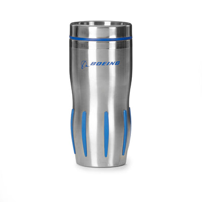 Jet Engine Stainless Steel Tumbler