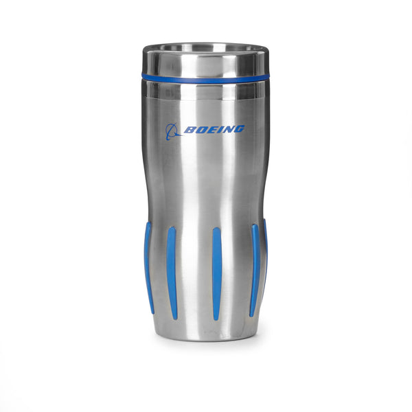 Stainless Steel Grip Tumbler