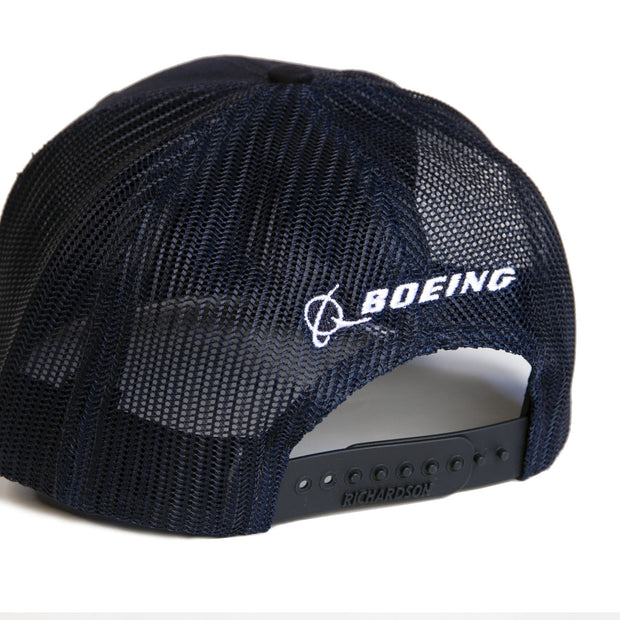 Boeing 747 Illustrated Hat