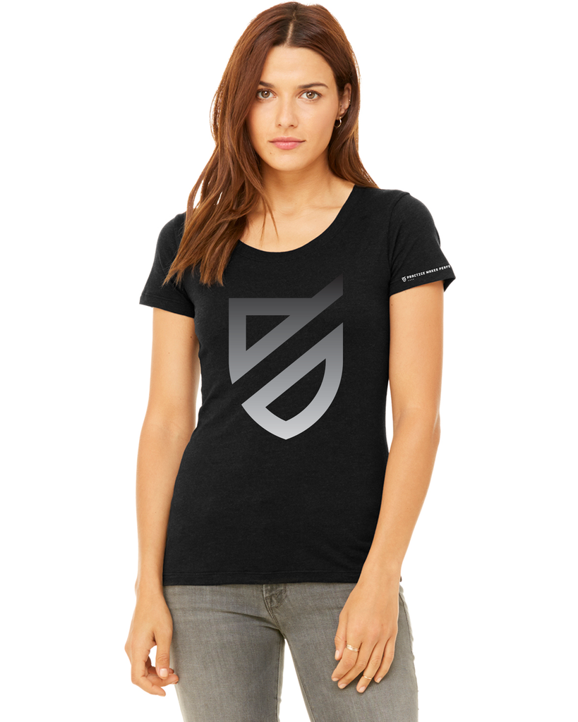 Practice Makes Perfect Crest Women's T-Shirt