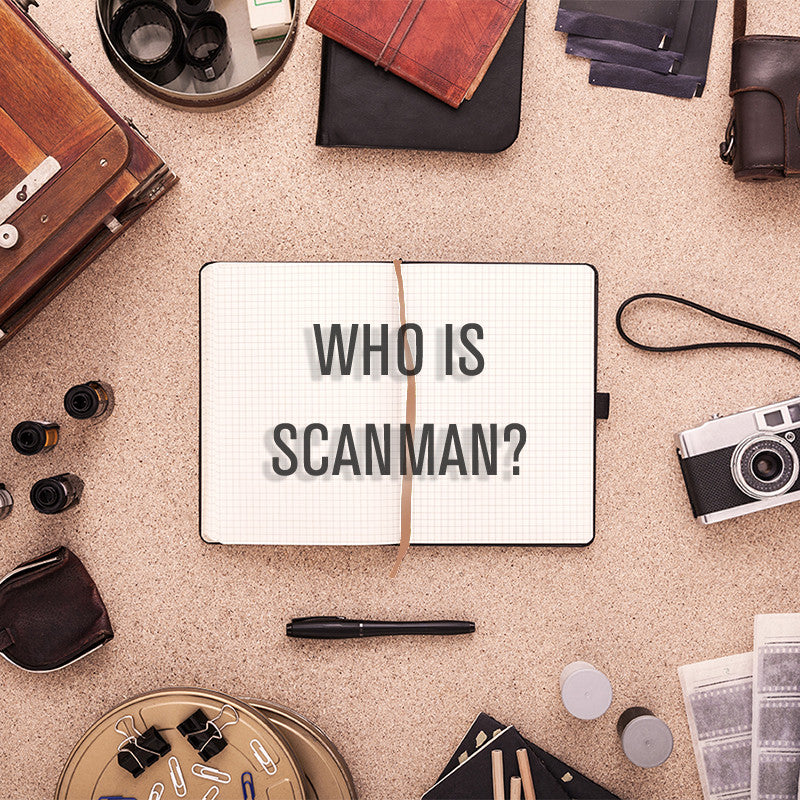 Who Is Scanman?