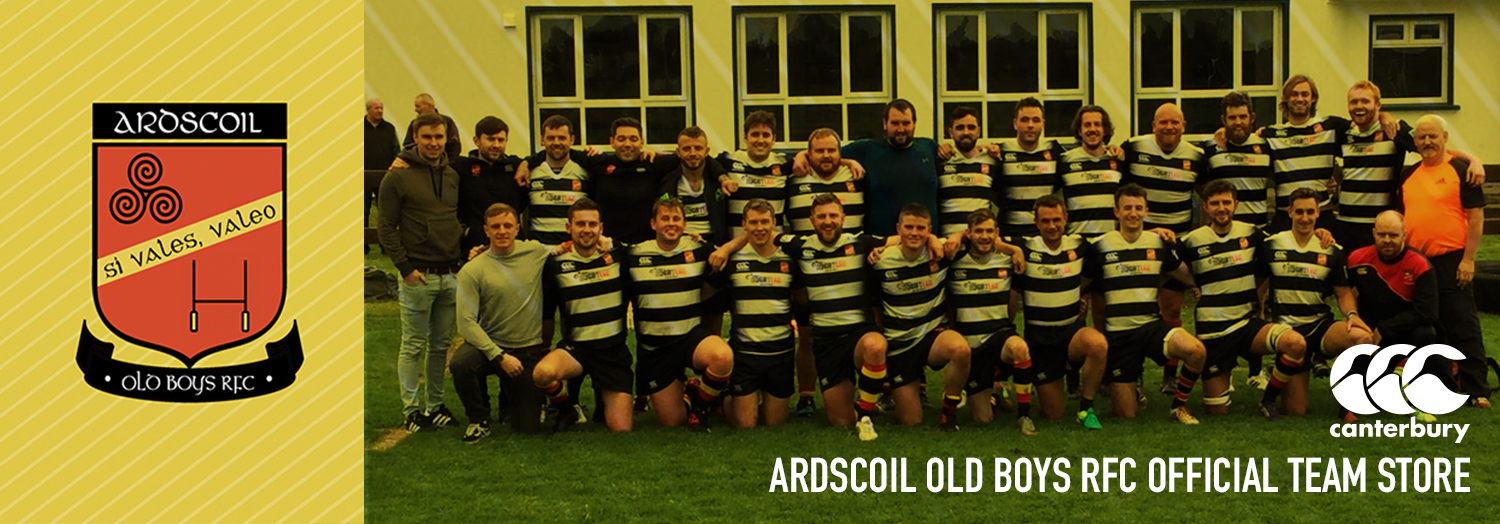 Ardscoil Old Boys RFC Canterbury Banner