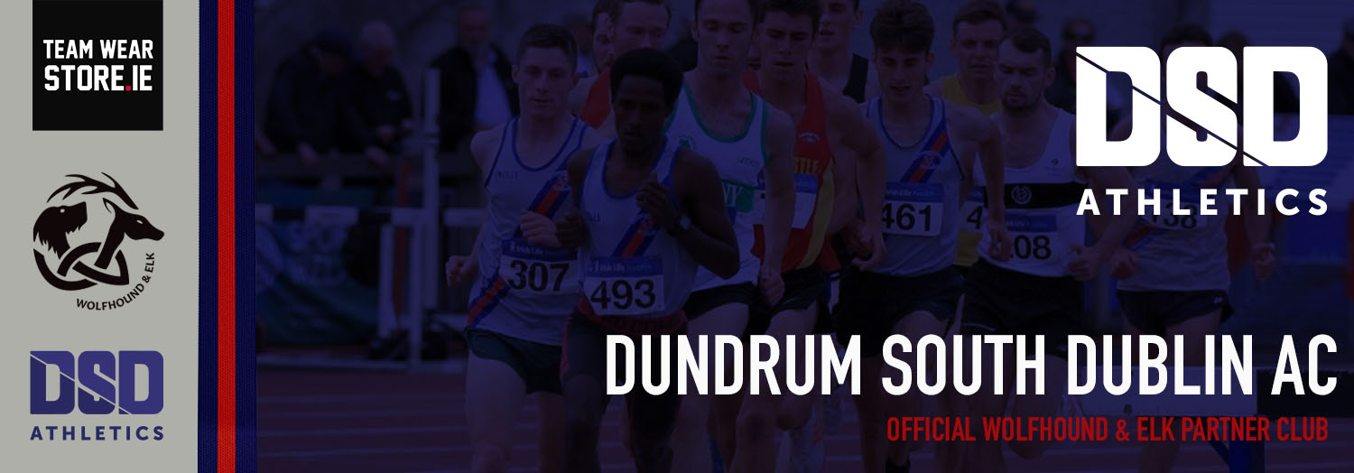 Dundrum South Dublin AC - Wolfhound & Elk - Team Wear Store.ie