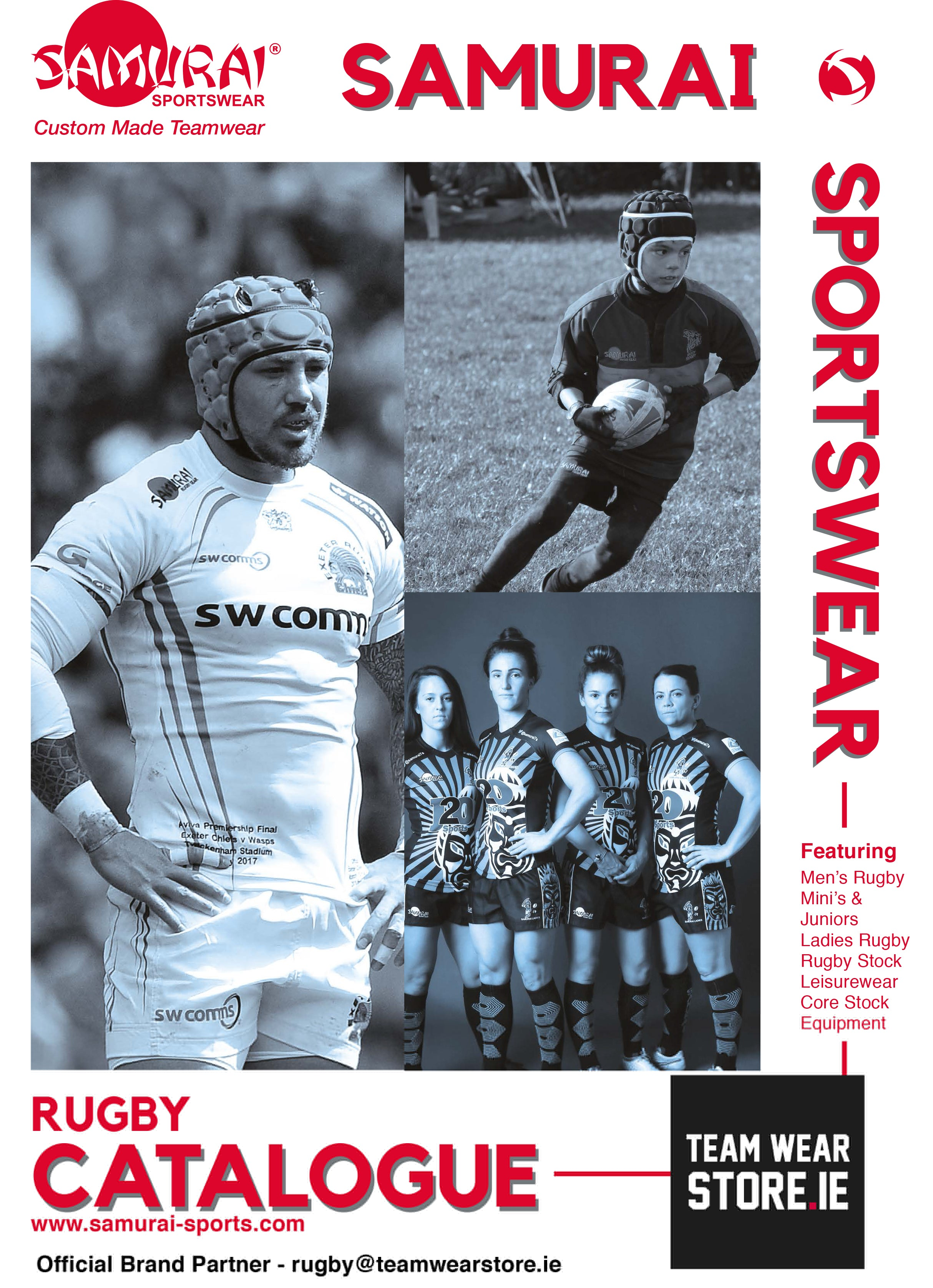 Canterbury Rugby Catalogue 2019-20