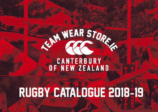 Team Wear Store.ie Canterbury Priced Bulk Order Brochure 2018-19