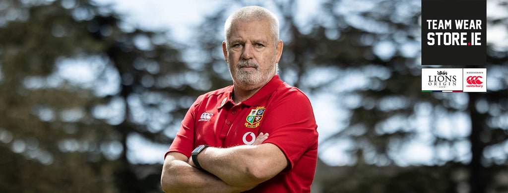 Warren Gatland British & Irish Lions South Africa 2021