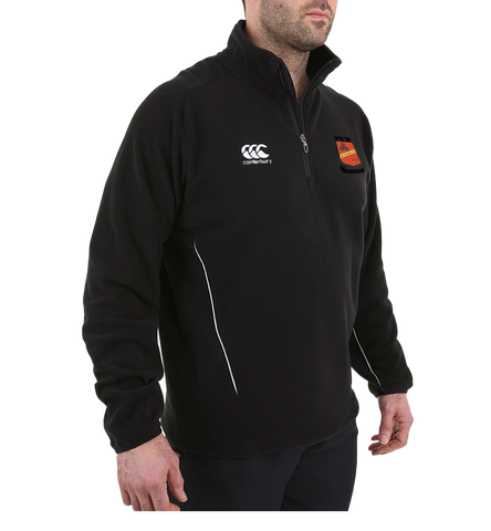 Ardscoil Old Boys RFC Team 1/4 Zip Micro Fleece