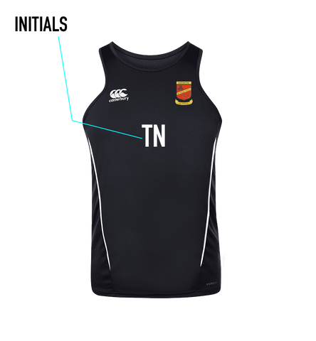 Ardscoil Old Boys RFC Team Gym Singlet