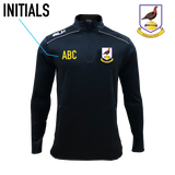 Ballyhaunis RFC Elite Performance 1/4 Zip Top