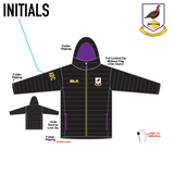 Ballyhaunis RFC Puffa Jacket *In Stock - Limited Sizes Left*