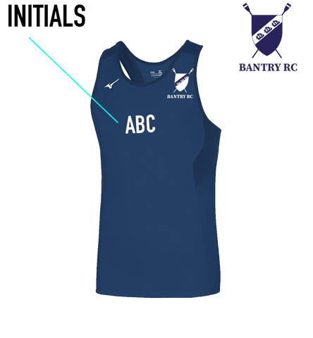 Bantry RC Performance Race Singlet