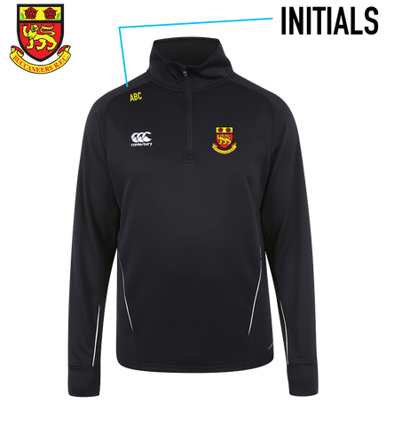Buccaneers RFC Canterbury Team 1/4 Zip Mid Layer