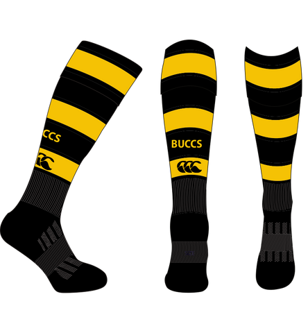 Buccaneers RFC Hooped Team Socks