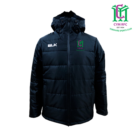 CYM Terenure RFC  Elite Coaches Jacket