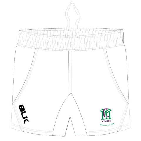 CYM Terenure RFC Elite Shorts