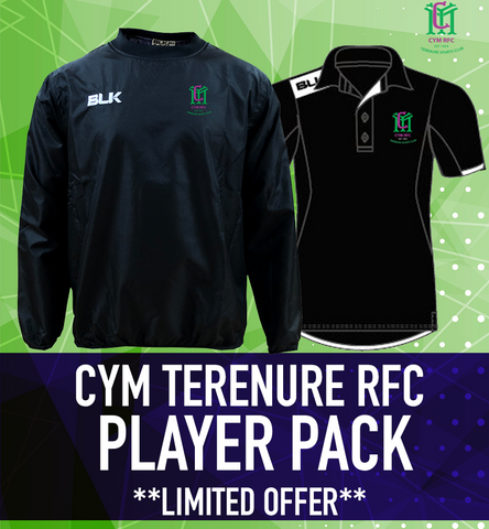 CYM Terenure RFC Senior Player Pack  *LIMITED OFFER*