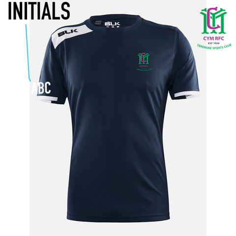 CYM Terenure RFC Tek Womens FIT VI T-Shirt