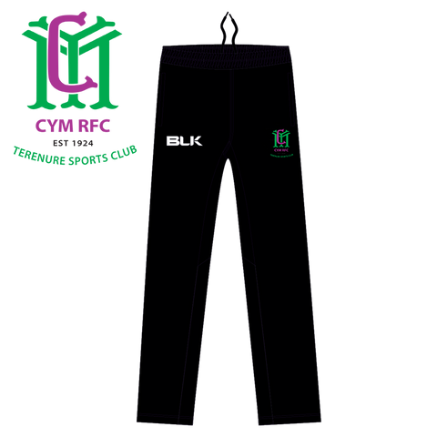CYM Terenure RFC Track Pants - Weather Proofed