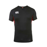 Canterbury Challenge Jersey Black & Red