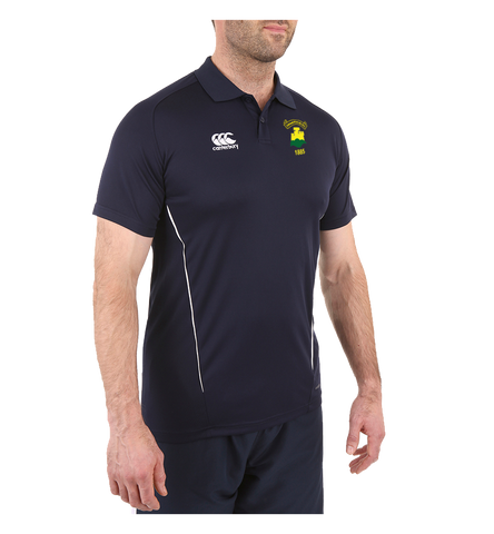 Donaghadee RFC Team Dry Adult Polo Shirt