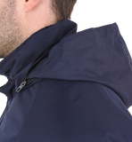 Donaghadee RFC Full Zip Adult Rain Jacket