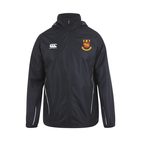 Buccaneers RFC - Canterbury Full Zip Rain Jacket