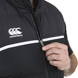 Buccaneers RFC Bodywarmer Zip Detail