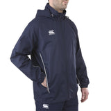Westport RFC Full Zip Rain Jacket - Canterbury - Model