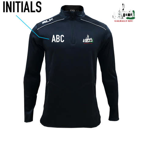 Galbally RFC Elite Performance 1/4 Zip Top