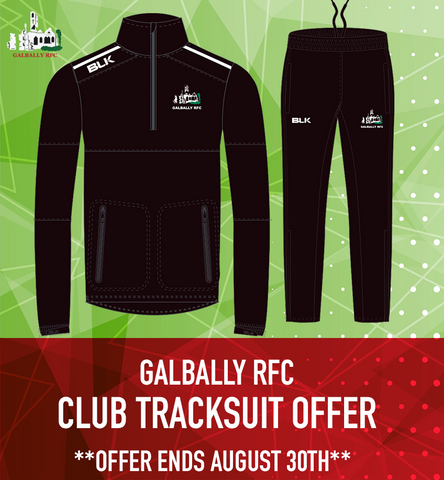 Galbally RFC Club Tracksuit Pack