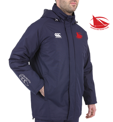 Galway Bay RFC Stadium Coaches Jacket