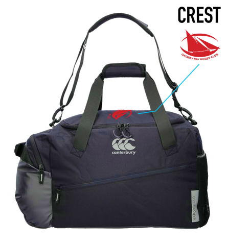 Galway Bay RFC Vaposhield Gear Bag