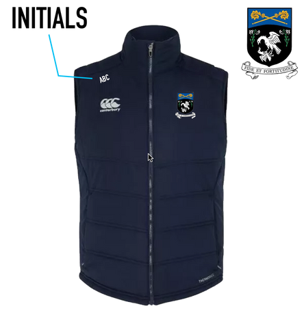 Garbally College Bodywarmer