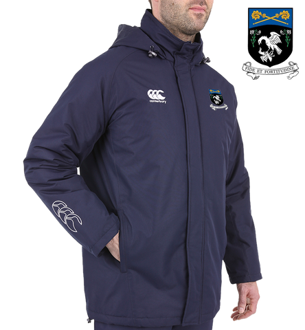 Garbally College Stadium Coach Jacket
