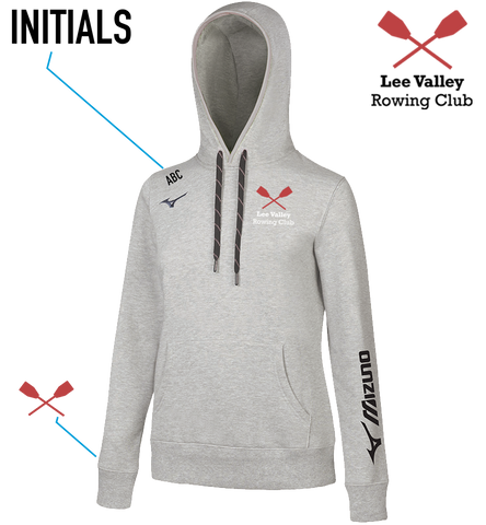 Lee Valley RC Terry Hoodie *NEW*