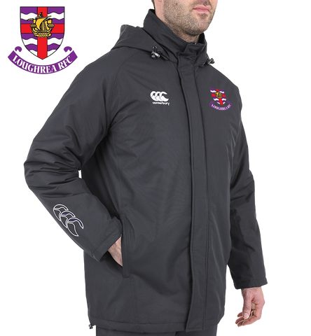 Loughrea RFC Stadium Coaches Jacket
