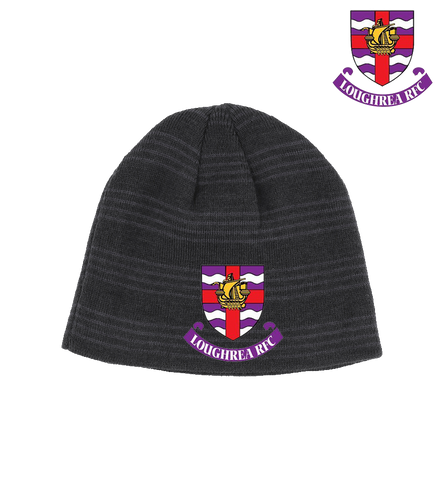 Loughrea RFC Club Beanie - NEW Embroidered Version