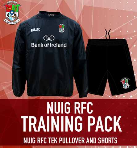 NUIG RFC Rugby Training Pack