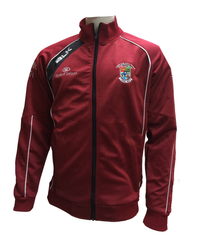 NUIG RFC Full Zip Track Top