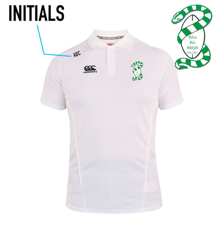 Naas RFC Adult Team Polo Shirt