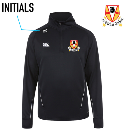 Newcastle West RFC Team 1/4 Zip Mid Layer