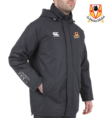 Newcastle West RFC Stadium Coaches Jacket