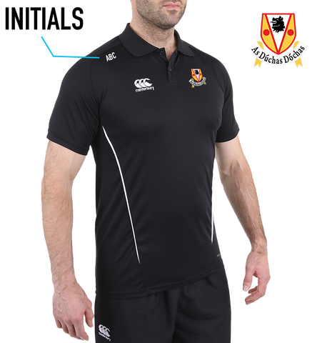Newcastle West RFC Adult Team Performance Polo Shirt